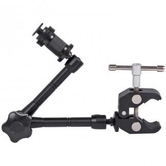 Крепление Краб + ARM-11 для светильников, камер, микрофонов