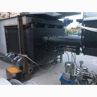 Продам теплогенератор с горелкой на твердом топиве, переоборудование зерносушилок