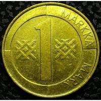 Финляндия 1 марка 1994 год СОСТОЯНИЕ