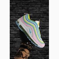 НОВИНКА: Nike Air Max 97 Blue Yellow Pink