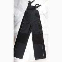 Мужские брюки на лямках!!!ОПТ