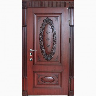 Вхідні сучасні двері для квартири