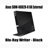 Asus SBW-06D2X-U Blu-Ray BD-RE / DVD / CD записывающий внешний привод M-Disc до 128 Gb