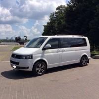 Aренда микроавтобуса Volkswagen