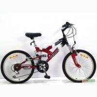 Продам детский велосипед Azimut STINGER 20 Shimano