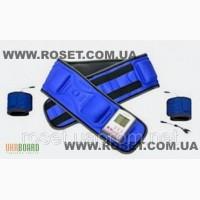 Вибро-магнитный пояс Pangao Waist Belt PG-2001 B3 с мини компьютером + 2 пояса для массажа