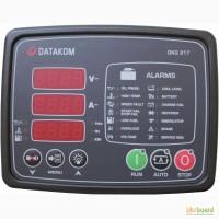 DATAKOM DKG-317 модуль ручного и дистанционного запуска MPU версия