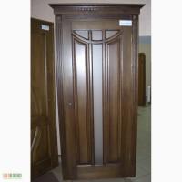 Двері дубові виготовлення