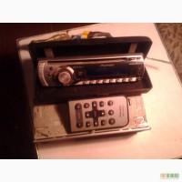 Продам отличную автомагнитолу Pioneer DEH-P3950MP