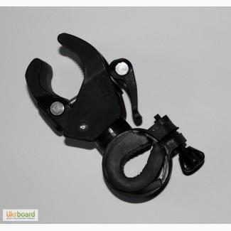 Держатель (крепление) для фонарика на руль велосипеда 12906