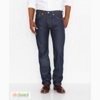 Джинсы Levis 505 Regular Fit Jeans - Rigid Indigo (США)
