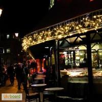 Led гирлянды купить в Киеве, цена на светодиодную иллюминацию, цены новогоднее оформление