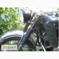 Продам б/у мотоцикл М-72 (сборный)