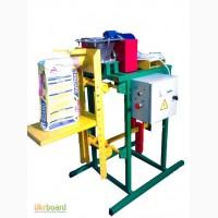 Дозатор шнековый (полуавтомат) для упаковки пылящих и трудносыпучих продуктов