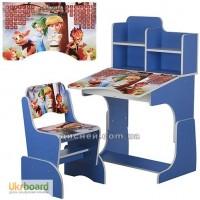 Продажа детских парт, столов, мольбертов для рисования