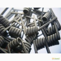 Staggered Clapton Coil