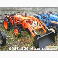 Купить бу трактора кубота ( Kubota ), мини техника из Японии