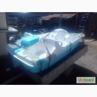 Продам катамараны новые дельфин и стекло пластиковые лодки пелла