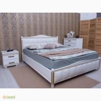 Недорогие кровати, Кровать Прованс Мягкая Спинка Квадраты