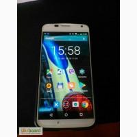 Motorola Moto X + чохол Griffin + захисне скло