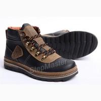 Ботинки кожаные мужские зимние Legion