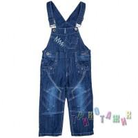 Комбинезон джинсовый для мальчика м.3709