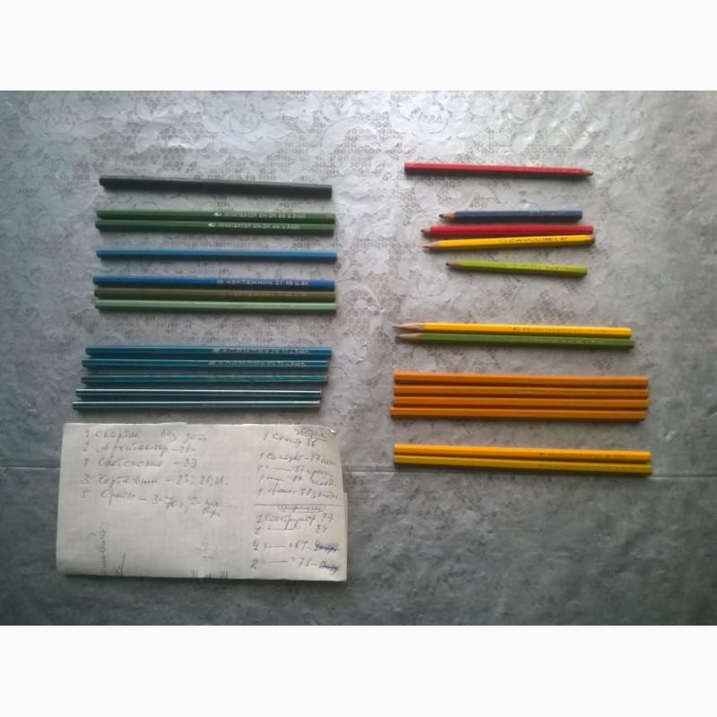Фото 10. Продам карандаши винтажные и ручки и канцтовары