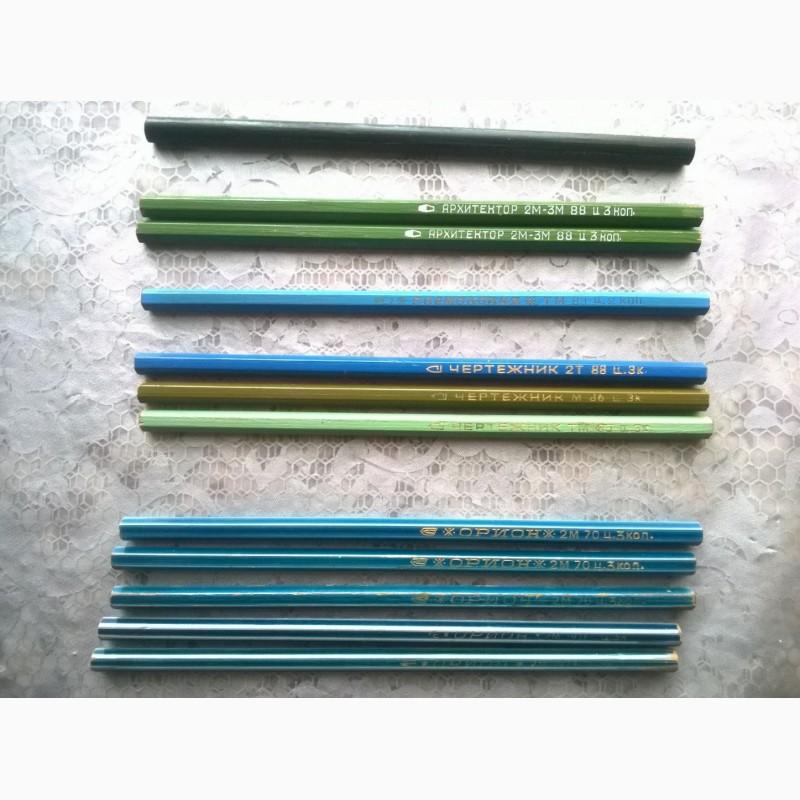 Фото 6. Продам карандаши винтажные и ручки и канцтовары
