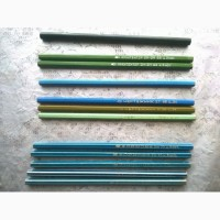 Продам карандаши винтажные и ручки и канцтовары