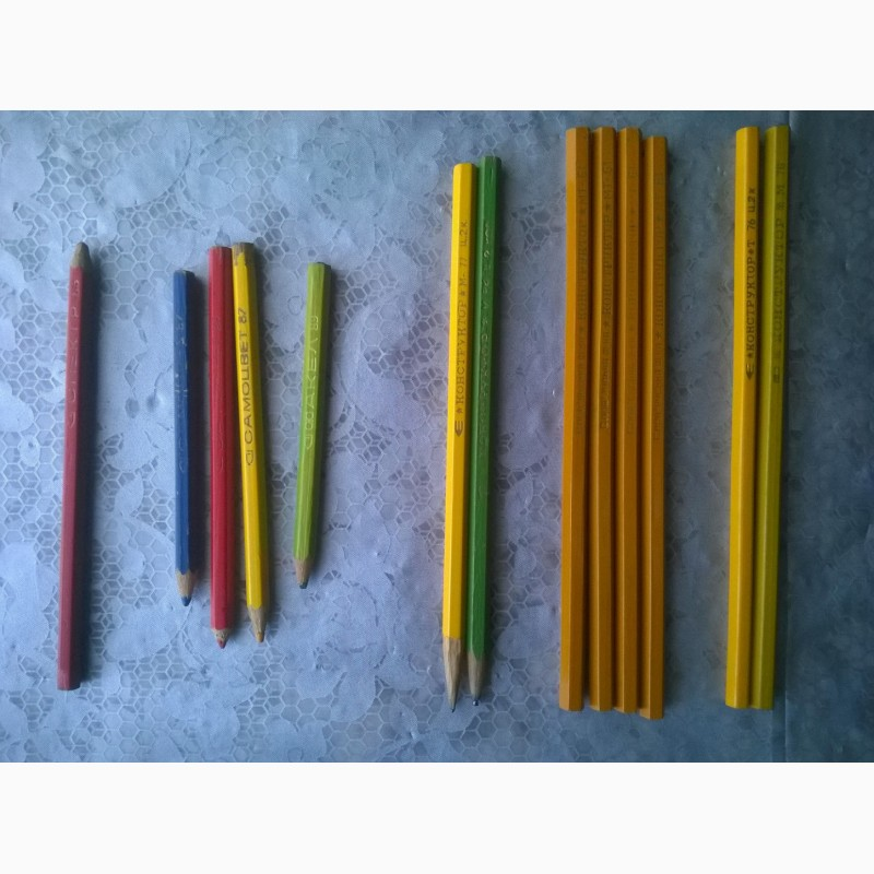Фото 9. Продам карандаши винтажные и ручки и канцтовары