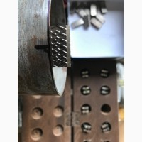 Напайка алмазных сегментов на корпуса коронок