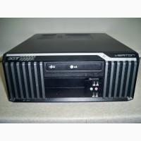 Продам системные блоки, компьютер Acer Veriton S480G, 2 ядра/500Гб/1Гб видео