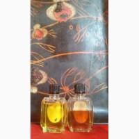 Из парфюмерного набора -два флакочика (духи Kannel, Kajakas). Винтаж, СССР 70-е (редкость)