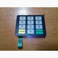 Клавиатура пленочная 12-кнопок