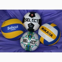 Мячі Select Fursal PRO, Select Fursal Academy