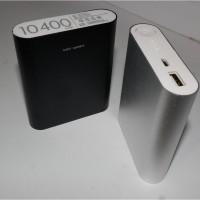 Power Bank Xiaomi 10400 mAh Mi Повербанк Зарядное Внешний Аккумулятор
