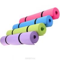 Каремат коврик для отдыха, туризма, фитнеса, йоги