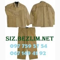 Продам брезентовый комбинезон, купить рабочий костюм недорого