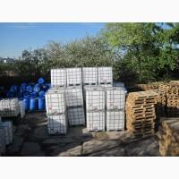 Продам еврокубы емкости пластиковые 1000л, 1200л на поддоне в обрешетке