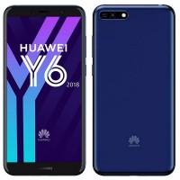 Смартфон Huawei Y6 2018 Blue