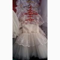 Детские нарядные платья Снежана возраст 4-5 лет опт и розница