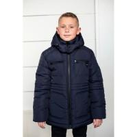 Модная тёплая зимняя куртка для мальчиков, возраст 5-10 лет, цвета разные