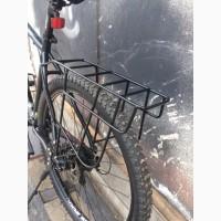Велобагажник. Грузоподъемность 60 кг
