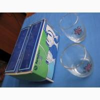 Стопки-стаканчики для водки, вина, ликера и др. В наличии 10 шт