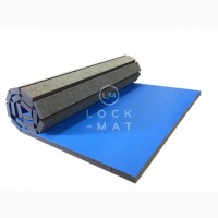 Спортивные РОЛЛ- маты для единоборств, толщина 50 мм
