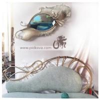 Кованая мебель и декор