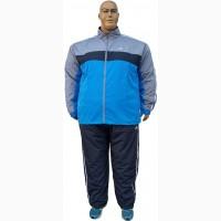 Огромного размера мужской спортивный костюм