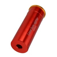 Патрон холодной пристрелки 12 калибра лазерный Laser Bore Sighter 12Ga новый