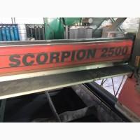 Газо-плазменная резка Scorpion 2500 2008 г.в