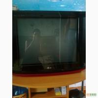 Продам б/у телевизор LG Ultra Slim диаг.29 с плоским экраном